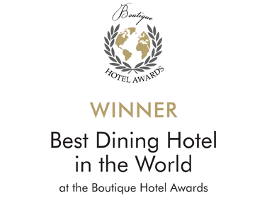 Best Boutique Hotel Award