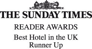 Sunday Times Best Hotel Award