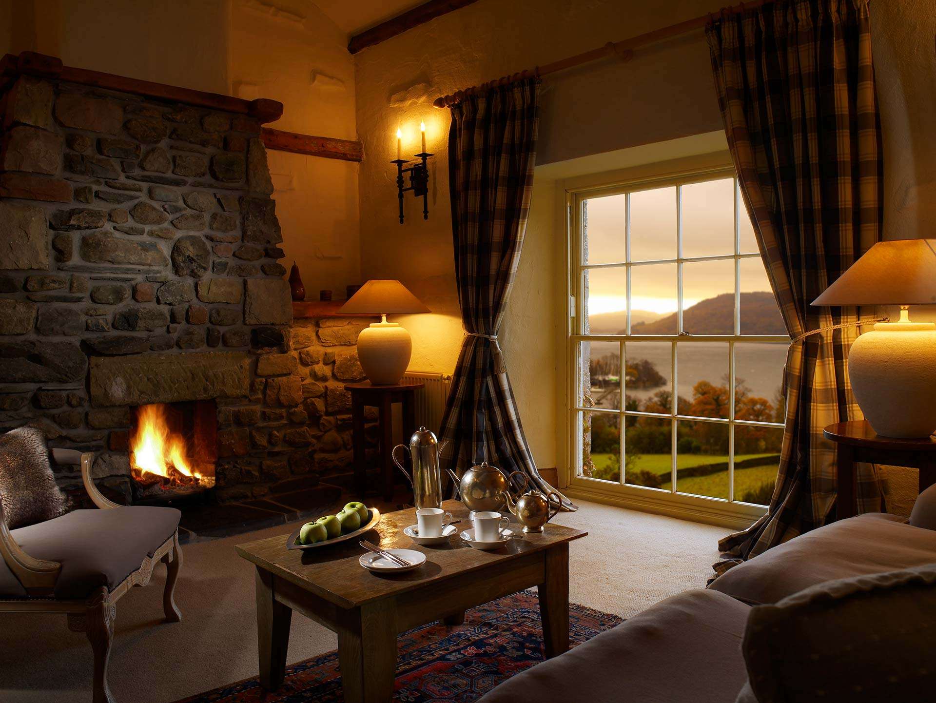 Suites | The Samling Luxury Country Hotel in the Lake District