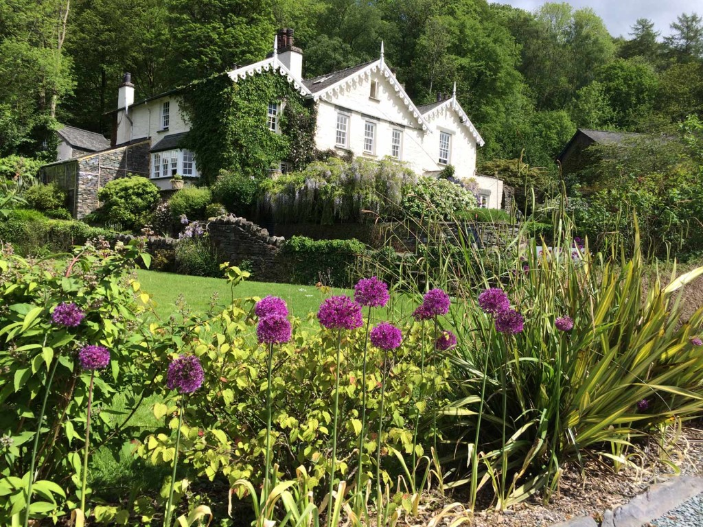 The Samling luxury country hotel in the Lake District