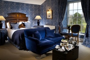 Tyan Samling Luxury Hotel Bedroom