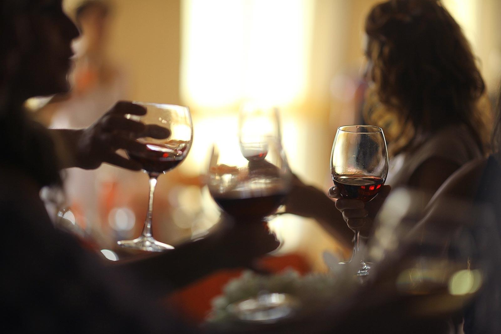 Fine wine restaurant Lake District