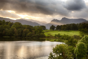 Langdale Pikes amazing walk in Lake District