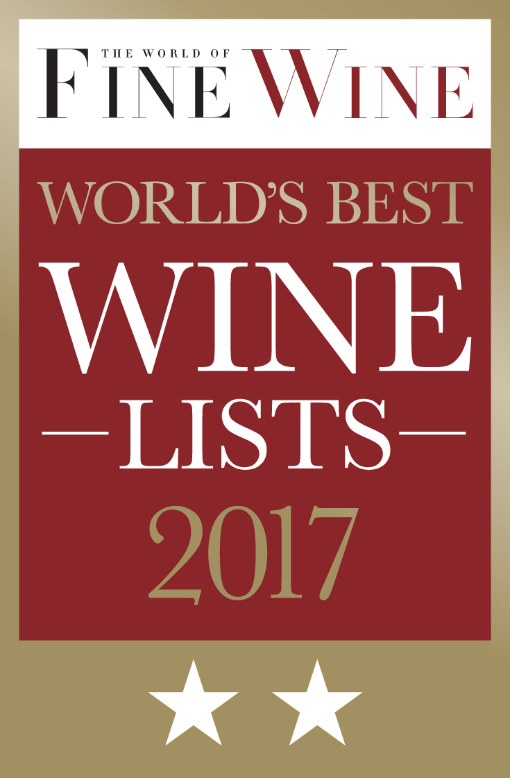 World's Best Wine Lists 2017